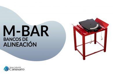 M-BAR BANCOS DE ALINEACIÓN